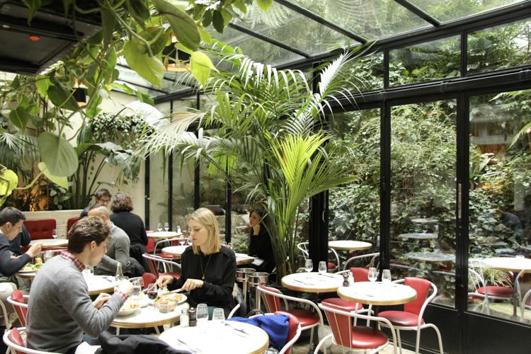 hotel amour garden