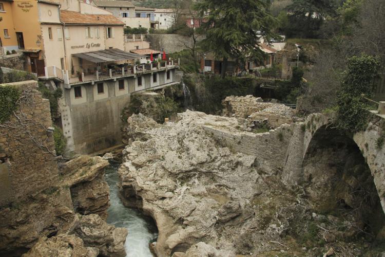 Village of Trans-en-Provence