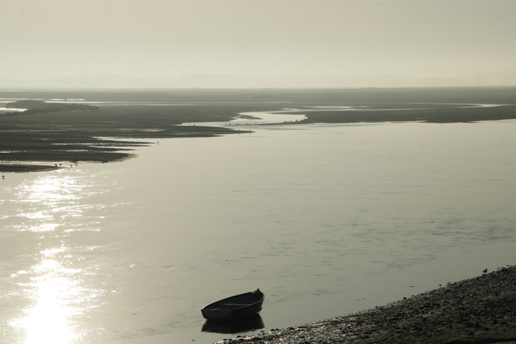 The Somme estuary